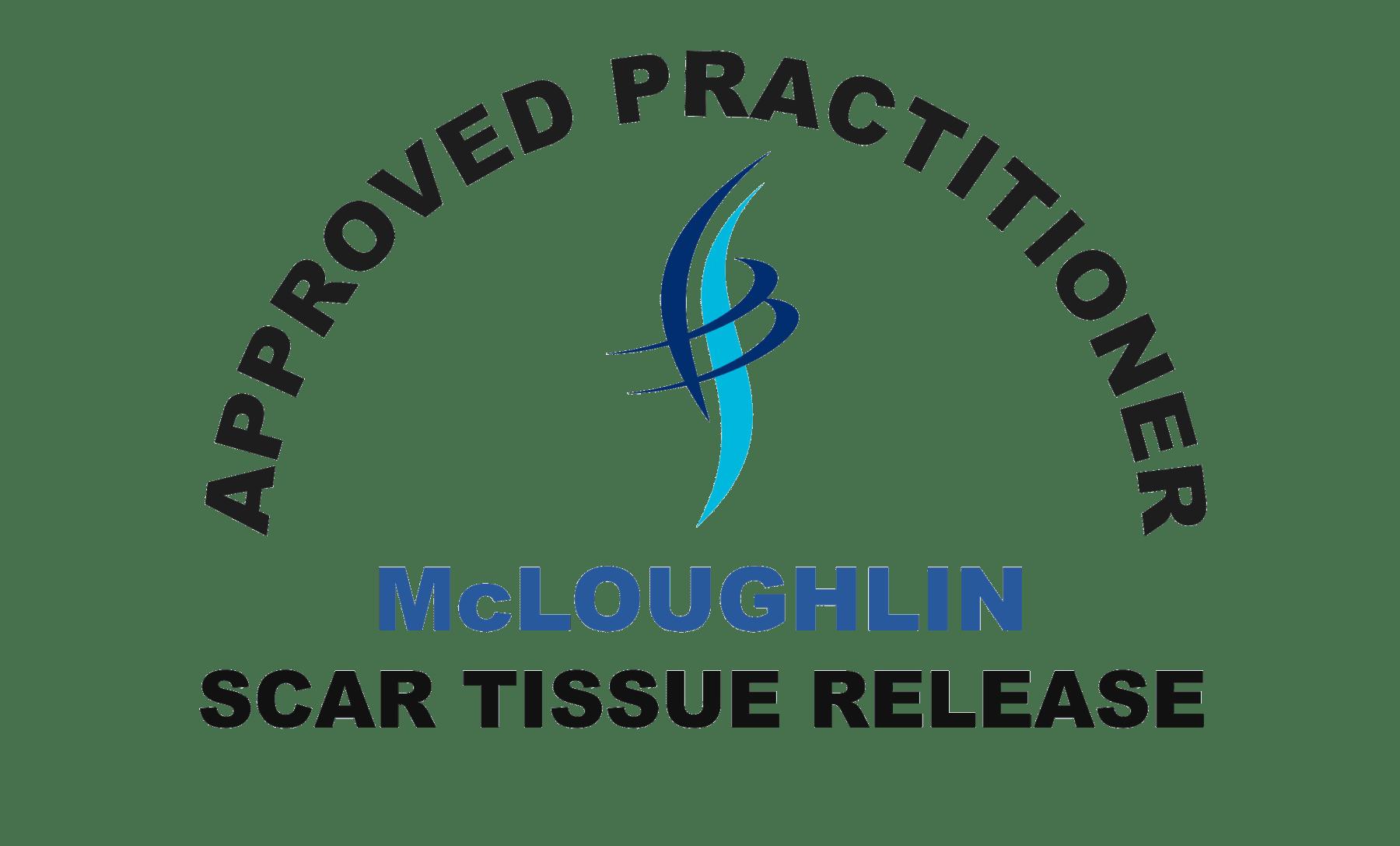 McLoughlin Scar Logo