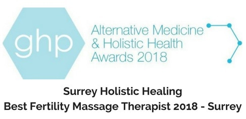 Best Fertility Massage Therapist 2018