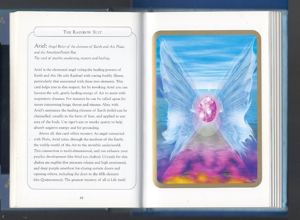 Angel workshop with Joanna Bristow watkins at Seale Natural Health 6th Aug 2019
